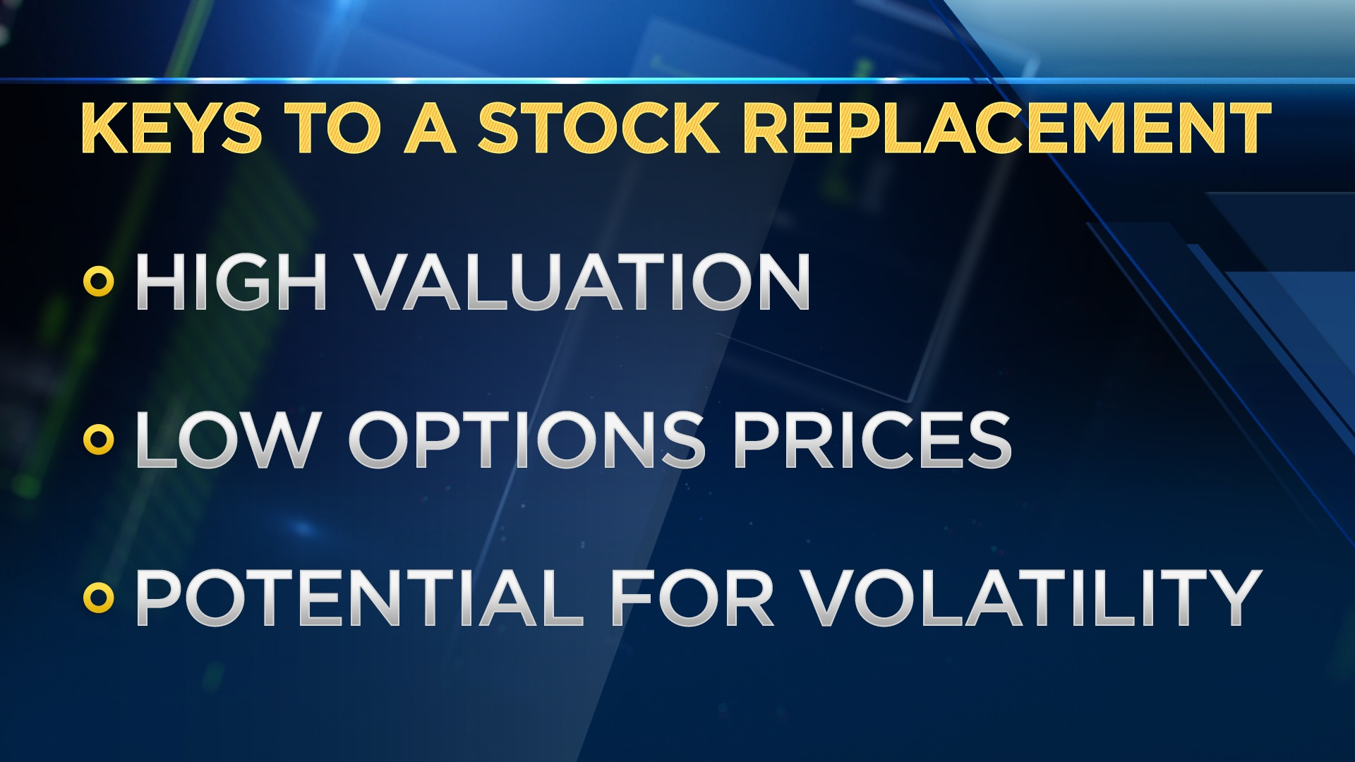 High performance options trading option volatility & pricing strategies