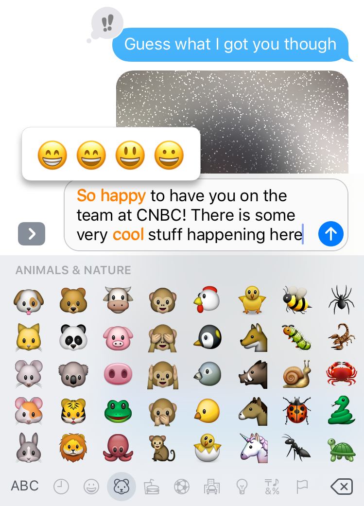 How To Use Apples New Imessage Invisible Ink Bubbles Handwriting