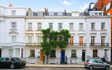 Millionaire Homes Mark Carney Can Afford