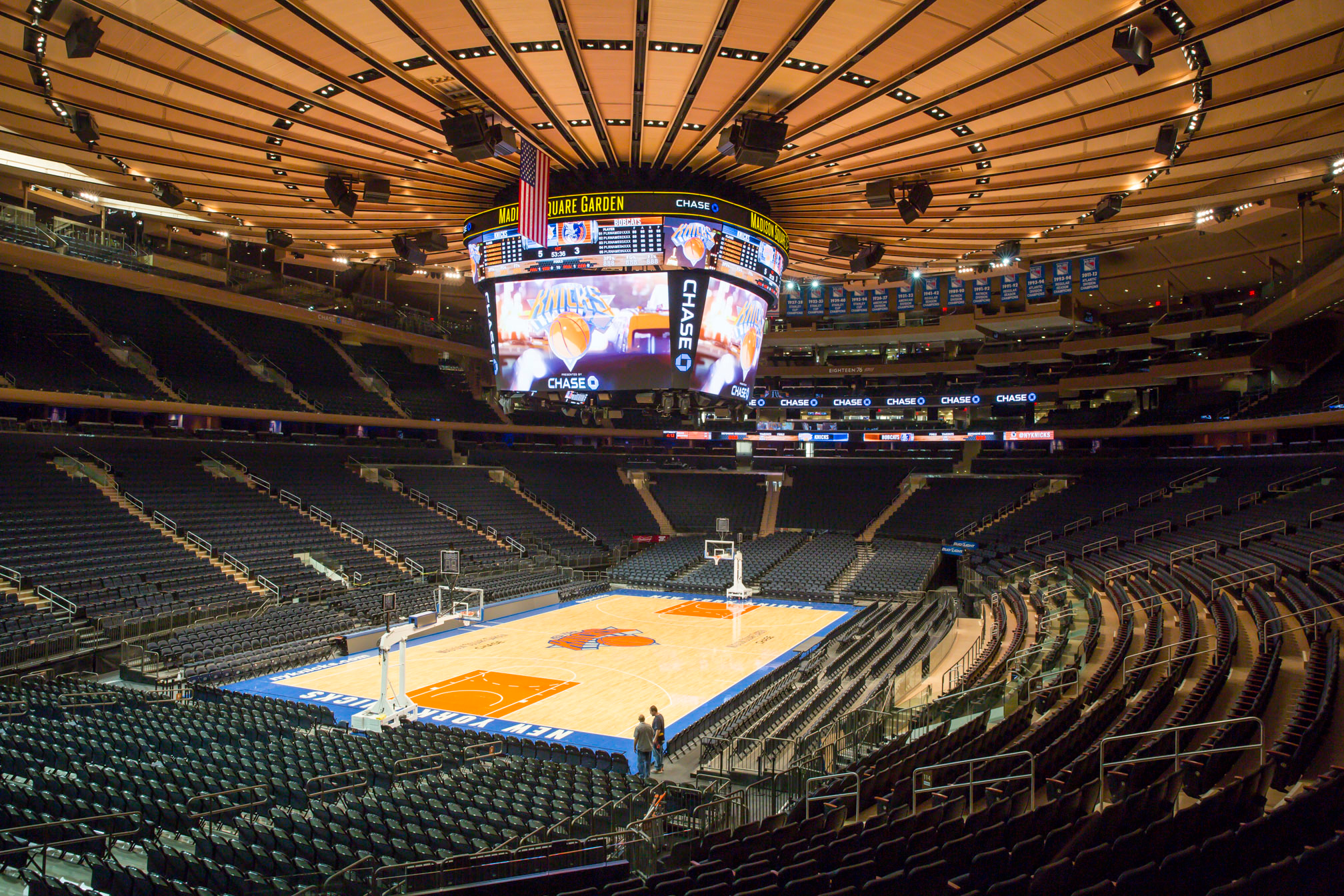 The Billion Dollar Makeover Of Madison Square Garden