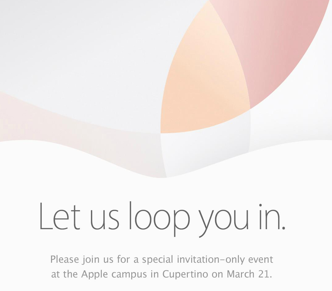 Apple Event March 21