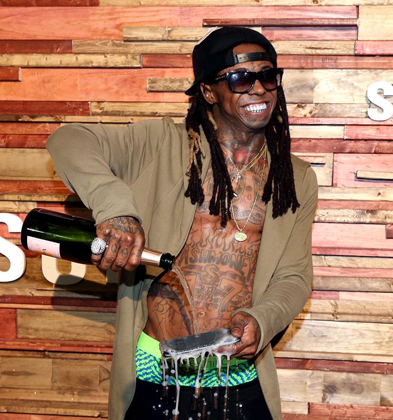 Lil Wayne Nude Photos Leaked Online - Mediamass