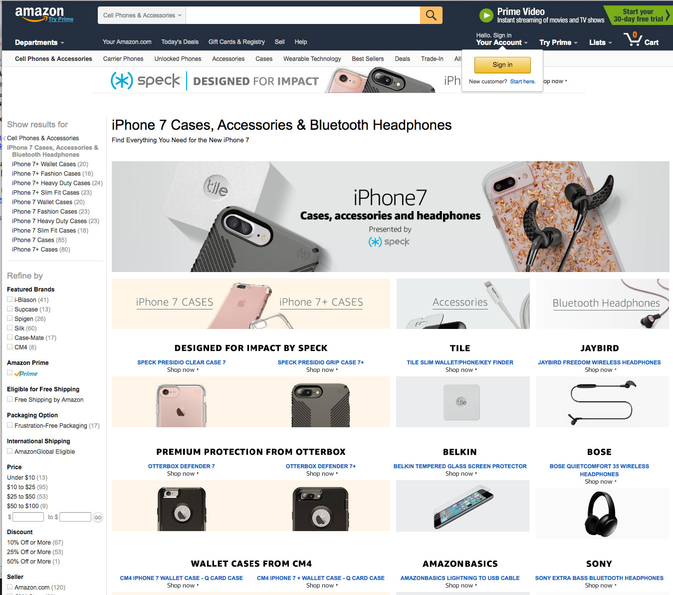 Spoiler: Amazon accidentally unveils iPhone 7 early