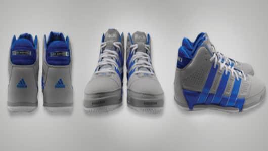 Dwight Howard shoe