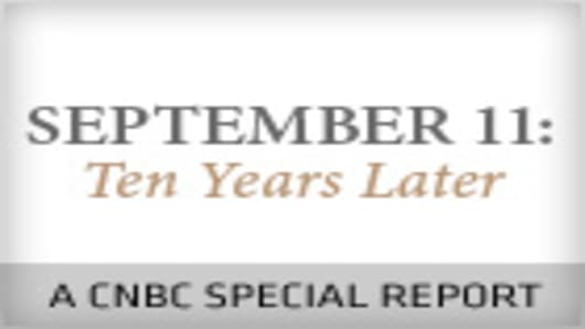 September 11: Ten Years Later - A CNBC Special Report