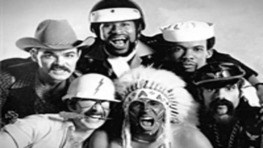The Village People, circe 1981