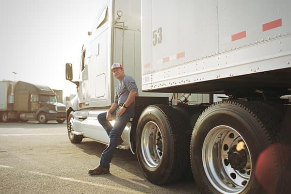 Otr truck driver dating online 5