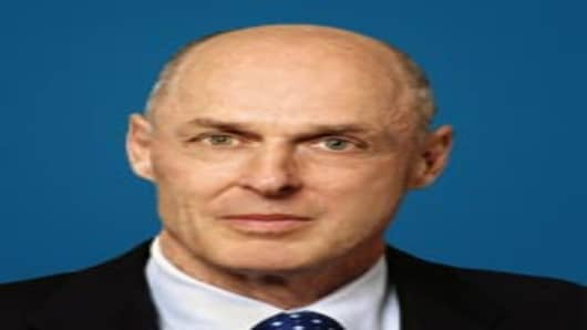 Henry Paulson, Treasury Secretary