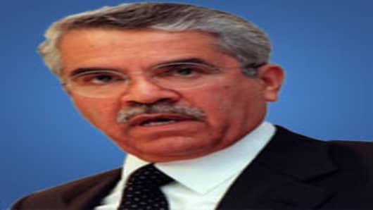 Ali Al-Naimi, Saudi Oil Minister
