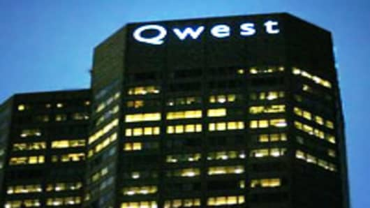 Qwest's company headquarters in Denver, Colorado.