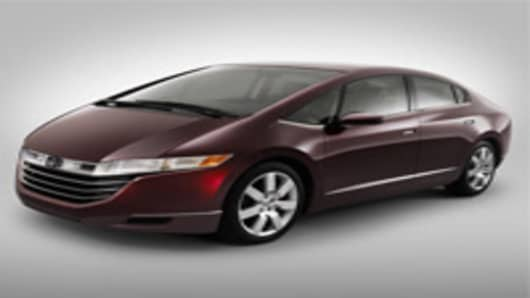 2007 Honda FCX