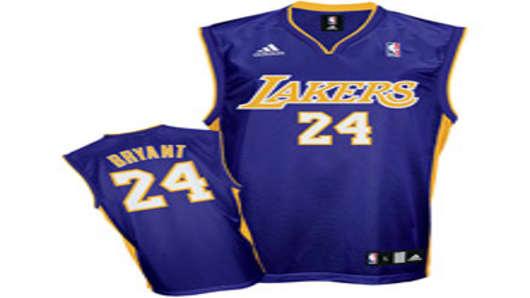 "Kobe Bryant ""24"" Jersey"