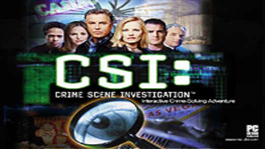 CBS's CSI: Crime Scene Investigation