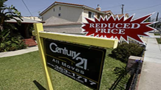 Home prices continuing to drop.