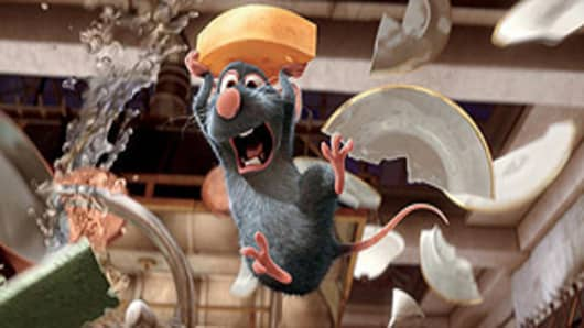 "Disney/Pixar's ""Ratatouille"""