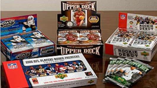 Upper Deck Trading Cards