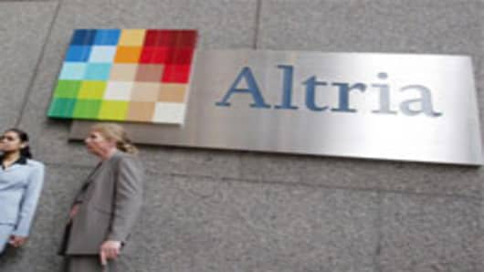 Altria's company offices in New York.