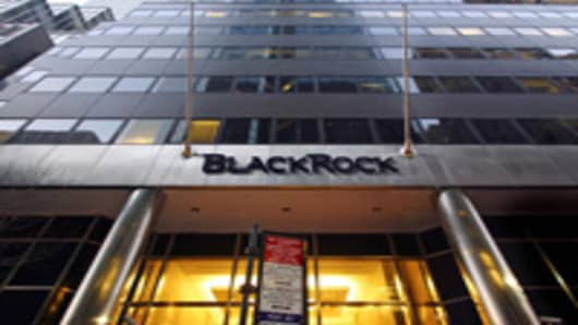 BlackRock's headquarters in New York.