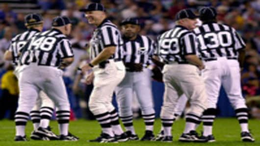 NFL Referee's