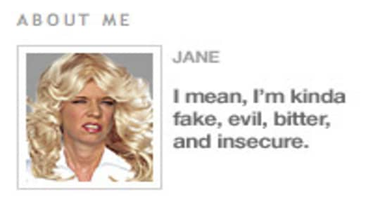 Fake Jane
