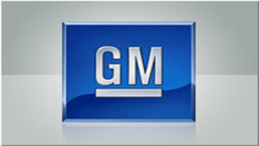 GM logo, General Motors logo
