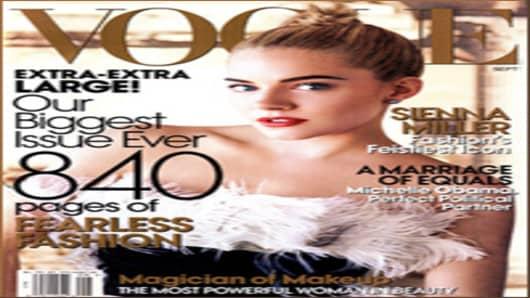 Vogue Magazine, September 2007