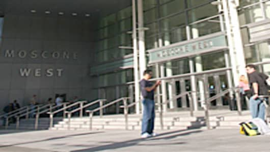 Moscone West Building