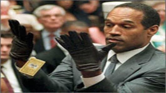 O.J.'s Gloves