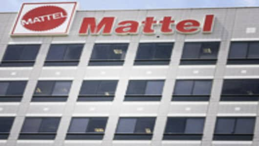 Mattel's headquarters in El Segundo, Calfornia.