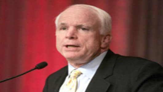 Presidential Candidate, John McCain
