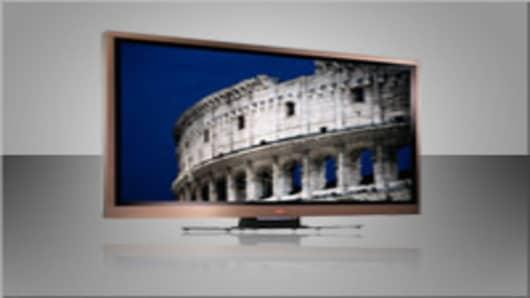 """Vizio VM60P - 60"""" Plasma HDTV"""
