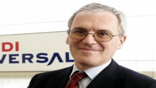 Jean-Bernard Lévy, Chm & CEO, Vivendi