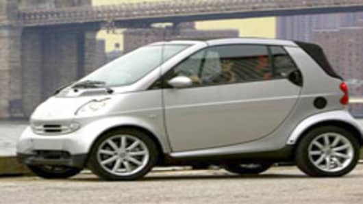 2007 Smart Fortwo Cabriolet