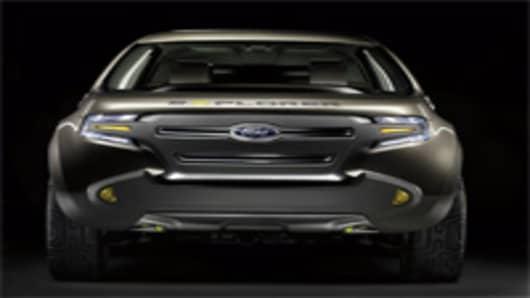 2008 Ford Explorer Concept