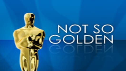 Oscars not so golden