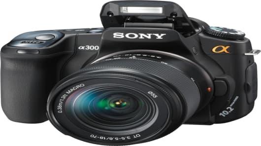 Sony Alpha A300