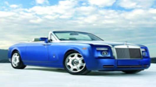 2008 Phantom Rolls-Royce Coupe