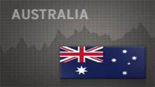 Austrailia, Austrailian Flag