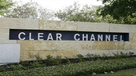 Clear Channel's headquarters in San Antonio.