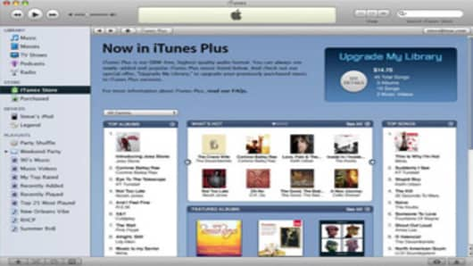 Apple iTunes Plus_23941809