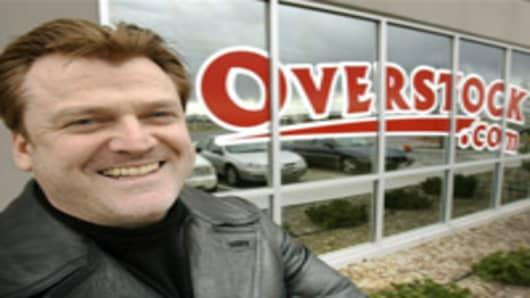 Overstock.com CEO, Patrick Byrne