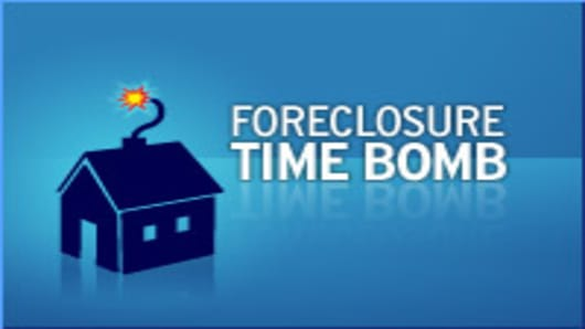 Foreclosure Time Bomb