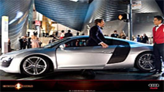 Iron Man Audi