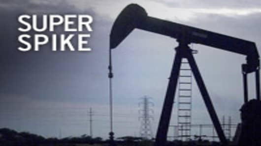 Super Spike oil