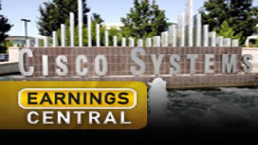 Cisco Earnings