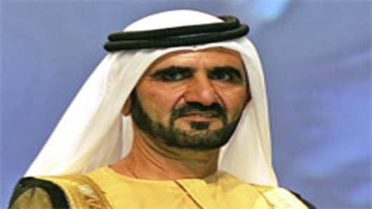 Sheik Mohammed bin Rashid Al Maktoum