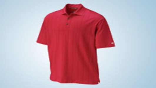 TW Dri-FIT Drop-Needle Men's Golf Polo Shirt