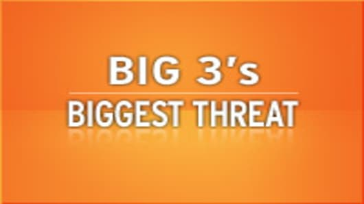 Big 3's Biggest Threat