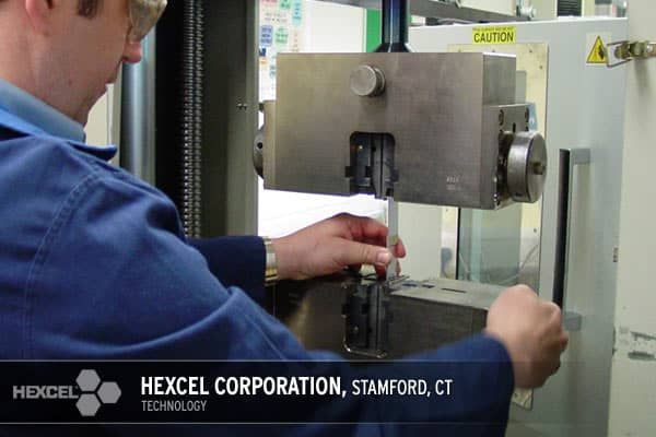 Hexcel (HXL) manufactures light-weight composites that are used to make planes more fuel efficient. In June 2008 they won a contract to supply material for the Airbus A350 XWB.
