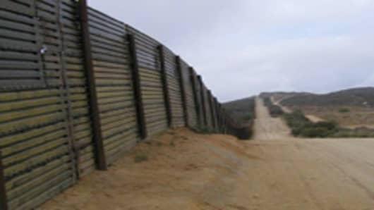 U.S. - Mexican border
